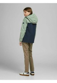 Jack & Jones Junior - Outdoor jacket - sea spray - 2