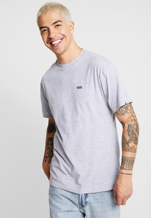 MN LEFT CHEST LOGO TEE - Basic T-shirt - athletic heather