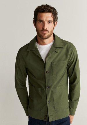 STANLEY - Summer jacket - khaki