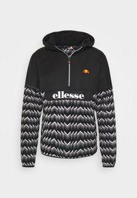 Ellesse - FRECCIA - Summer jacket - black - 4