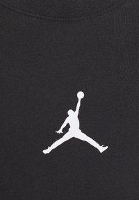 Jordan - DRY AIR - Basic T-shirt - black/white - 2