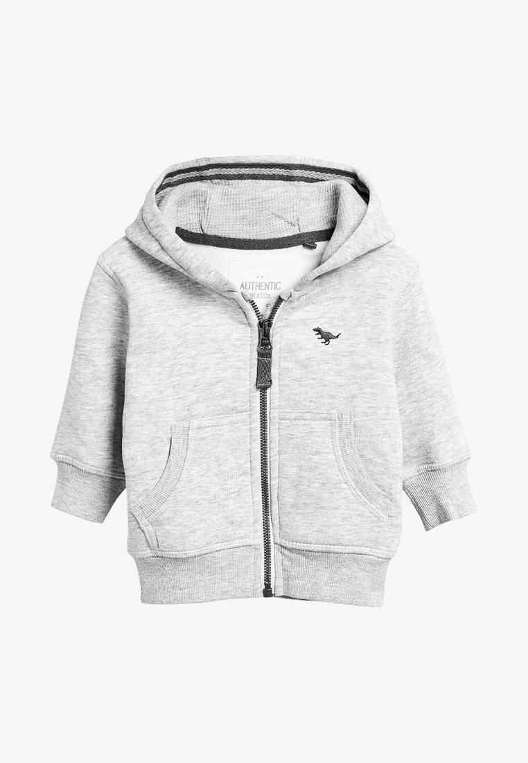 Next - Zip-up hoodie - grey