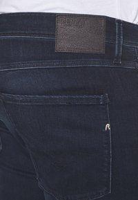 Replay Plus - Slim fit jeans - dark-blue denim - 3