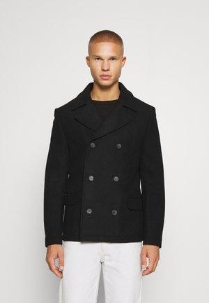 THE PEACOAT - Summer jacket - black
