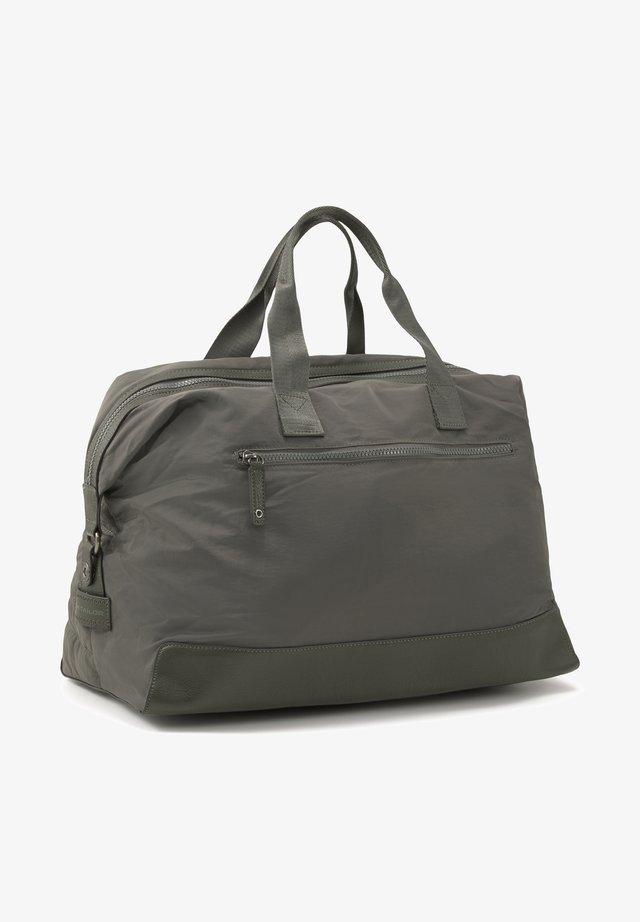 KRISTOFFER - Tote bag - khaki / khaki