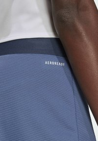 adidas Performance - Sports skirt - blue - 4