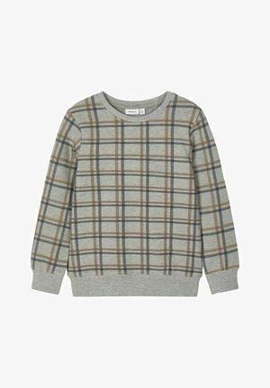 KARO - Sweater - grey melange