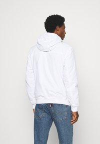 Tommy Jeans - PADDED JACKET - Light jacket - white - 2