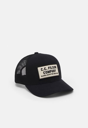 SNAP BACK LOGGER UNISEX - Cap - black