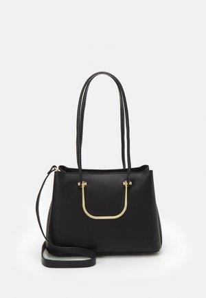 SHOPPER BAG KITSH M - Cabas - black