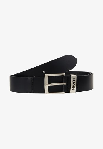 NEW ASHLAND PLUS - Pásek - regular black