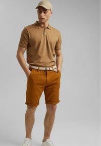 Esprit - Polo shirt - camel - 5