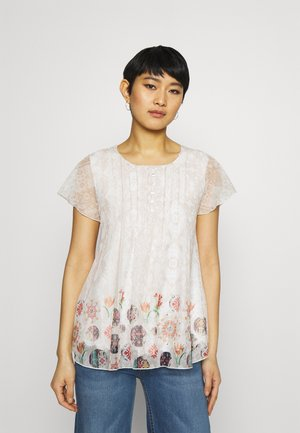 NORTE - Blouse - white