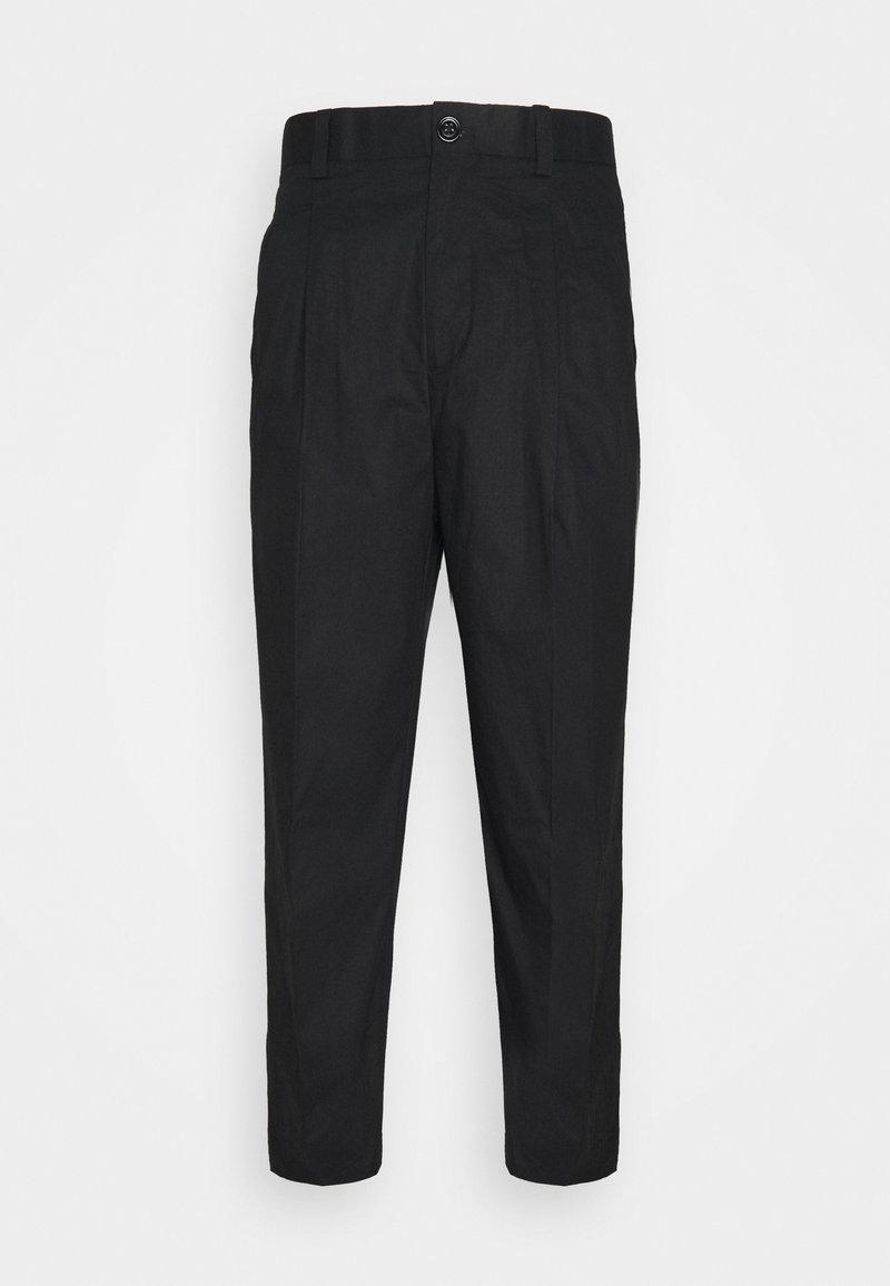 Holzweiler - LALA TROUSER - Trousers - black