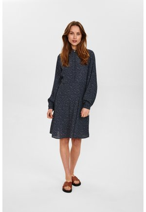 NUCORTNEY  - Shirt dress - dark sapphire
