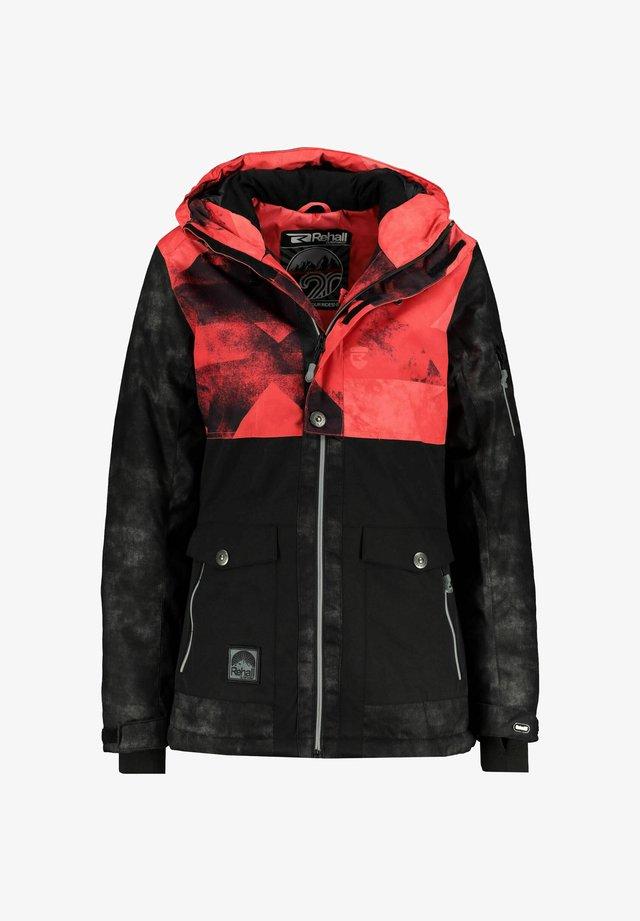 """""""EMMY-R"""" - Winter jacket - grau"""