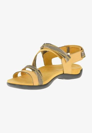 Outdoorsandalen - yellow