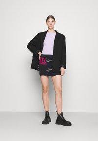 Diesel - M-URA - Mini skirt - black - 1