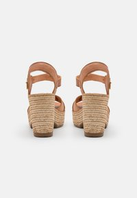 Felmini - MESHA - High heeled sandals - tierra - 3