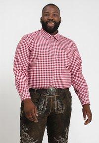Stockerpoint - RUFUS BIG NEW - Shirt - dunkelrot - 0