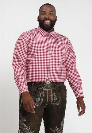 RUFUS BIG NEW - Košile - dunkelrot