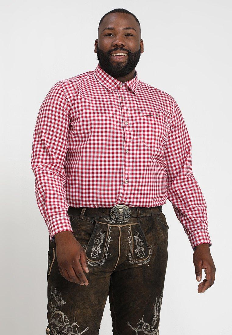 Stockerpoint - RUFUS BIG NEW - Shirt - dunkelrot