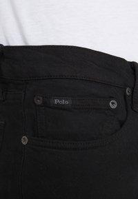 Polo Ralph Lauren - ELDRIDGE  - Jeans Slim Fit - black - 5