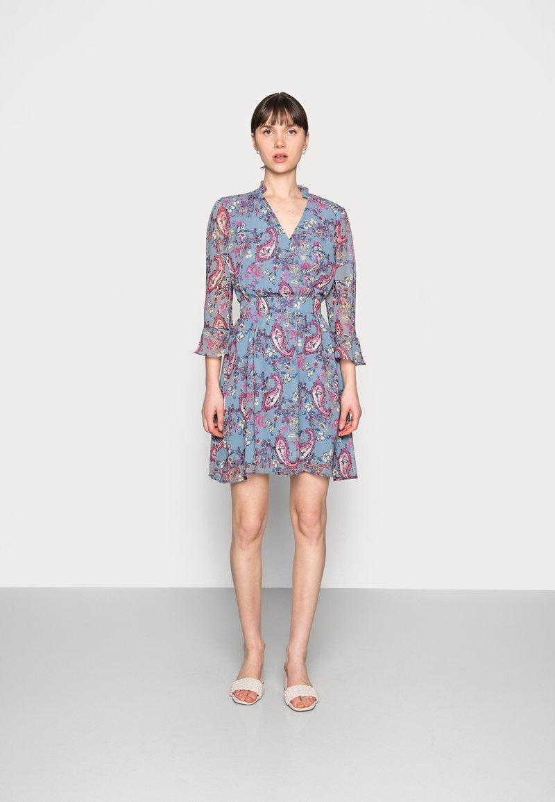 Liu Jo Jeans - ABITO CORTO MANHATTA - Day dress - special fleurs