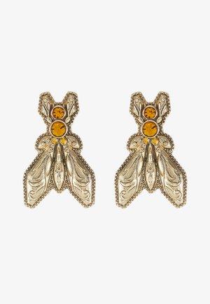 ORECCHINI FLY - Náušnice - amber