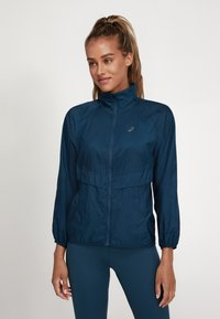 ASICS - NEW STRONG - Sports jacket - magnetic blue - 0