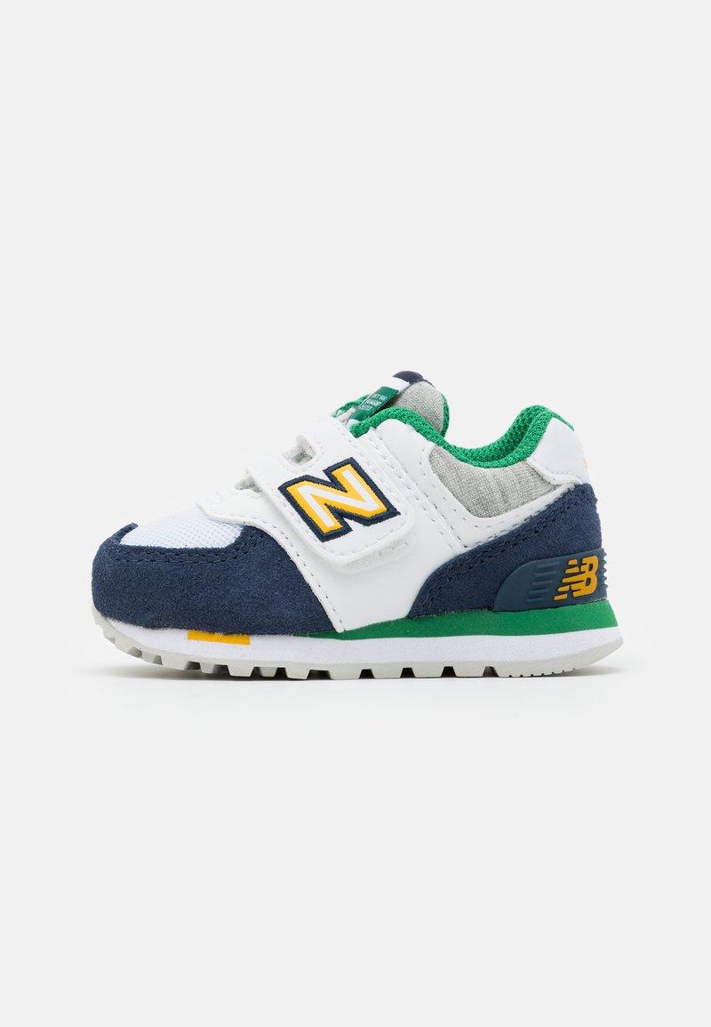 New Balance - IV574NLA UNISEX - Trainers - white/navy