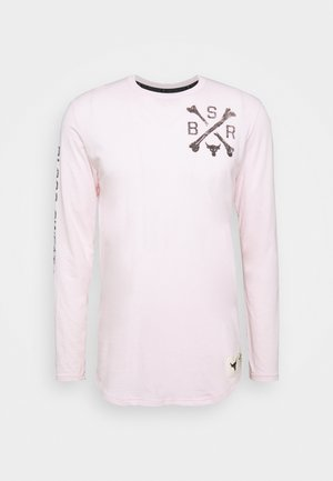 PROJECT ROCK - Sports shirt - rosewater