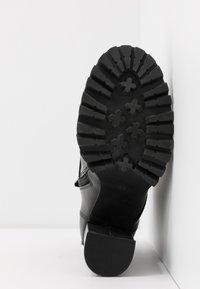Jeffrey Campbell - KICKSTAND - Kotníková obuv na vysokém podpatku - black - 6
