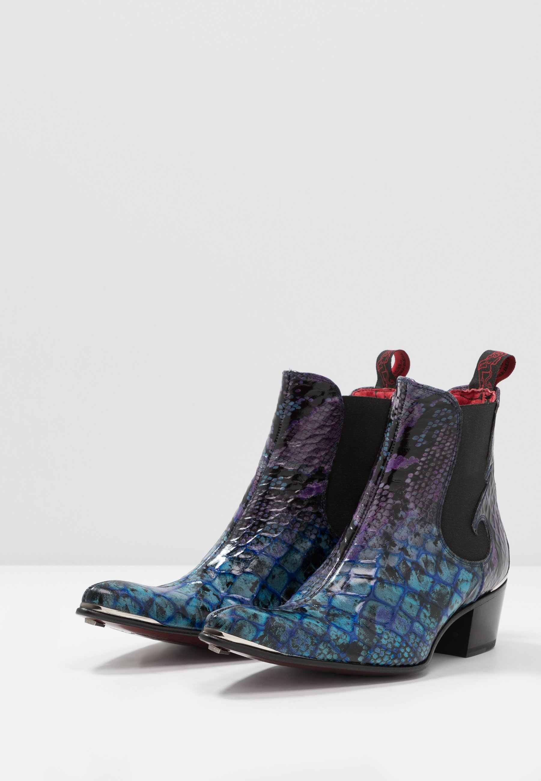 Online Cheapest Jeffery West SYLVIAN NEW CHELSEA - Classic ankle boots - amazonas blue | men's shoes 2020 FVMEh