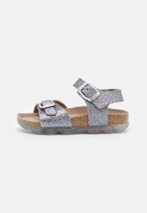 Sandals - silber