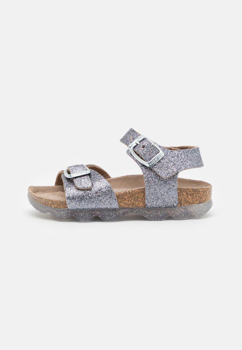 Superfit - Sandals - silber