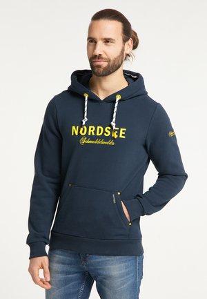 NORDSEE - Hoodie - marine