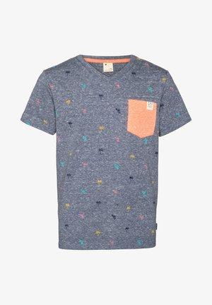 VALOR JR - T-shirt print - ground blue