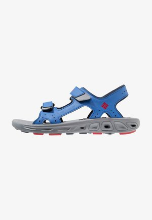 YOUTH TECHSUN VENT - Walking sandals - stormy blue/mountain red