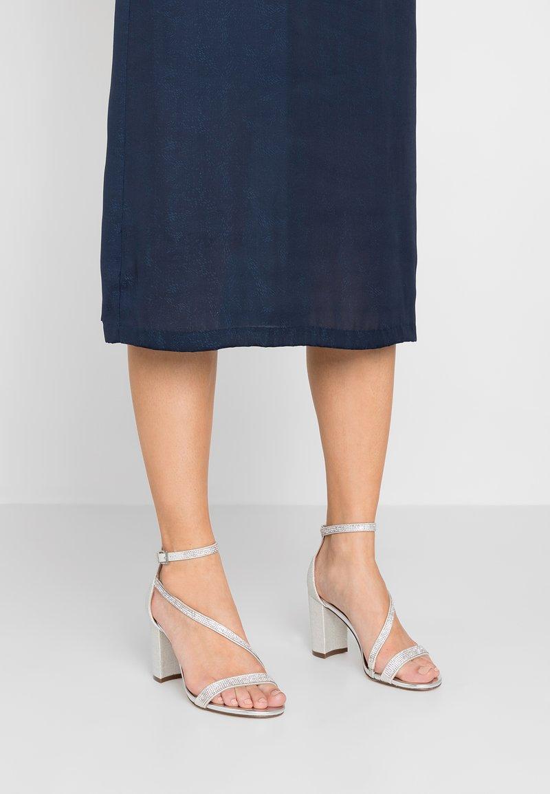 Call it Spring - AZARIA - Sandaler med høye hæler - silver