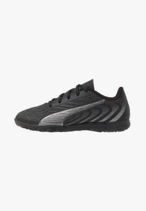 ONE 20.4 IT - Indoor football boots - black/asphalt