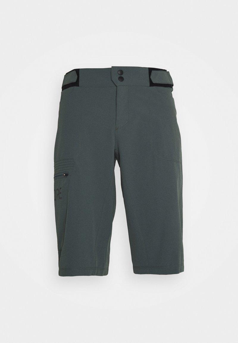 Gore Wear - WEAR PASSION SHORTS MENS - Sports shorts - urban grey