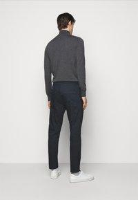 Dondup - PANATLONE DOM - Trousers - dark blue - 2