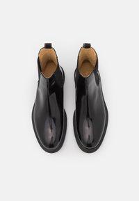 Paul Smith - LAMBERT - Korte laarzen - black - 3