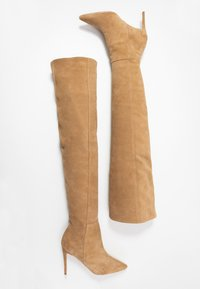 L37 - A LITTLE BIT LONGER - High heeled boots - brown - 3