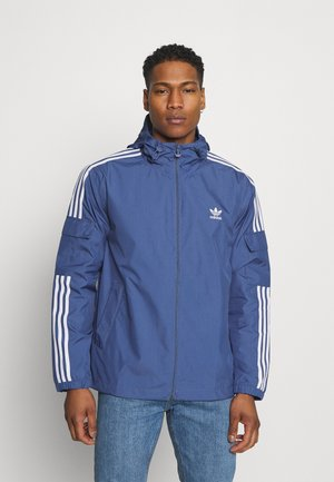 STRIPES - Summer jacket - crew blue