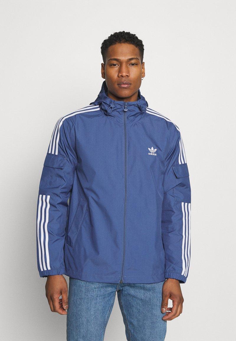 adidas Originals - STRIPES - Veste légère - crew blue
