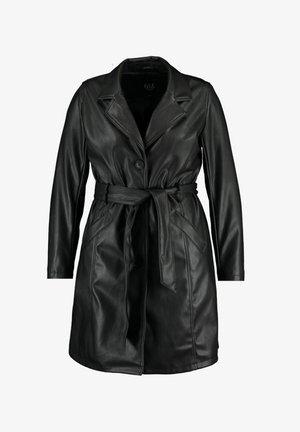 MET CEINTUUR - Faux leather jacket - black