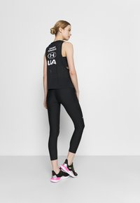 Under Armour - HI ANKLE - Tights - black - 2