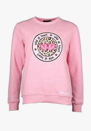 LEO - Sweatshirt - rosa